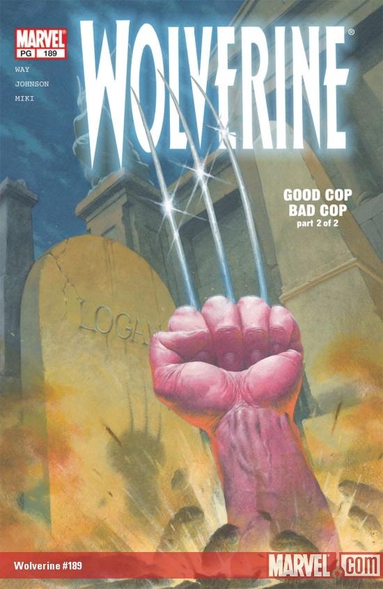 Wolverine (1988) #189