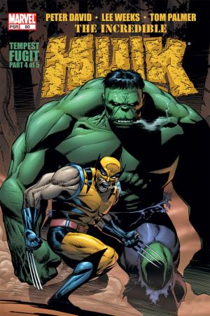 Incredible Hulk (1999) #80