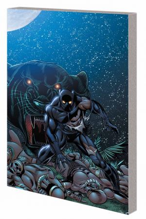 Essential Black Panther Vol. 1 TPB (Trade Paperback)