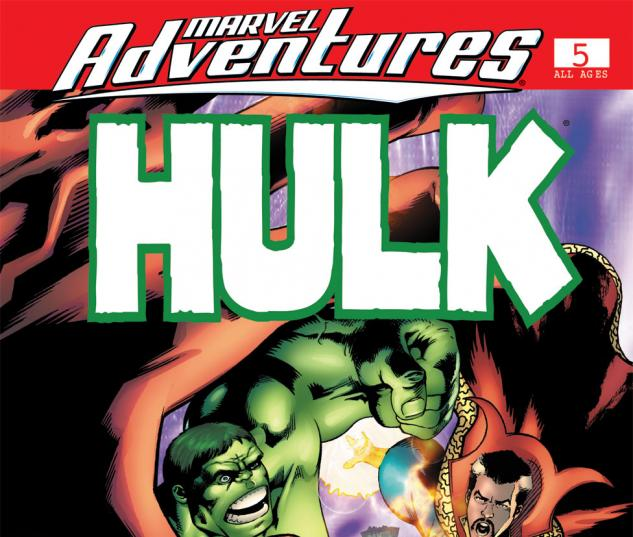 Marvel Adventures Hulk (2007) #5