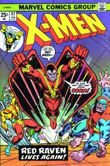 Uncanny X-Men (1963) #92