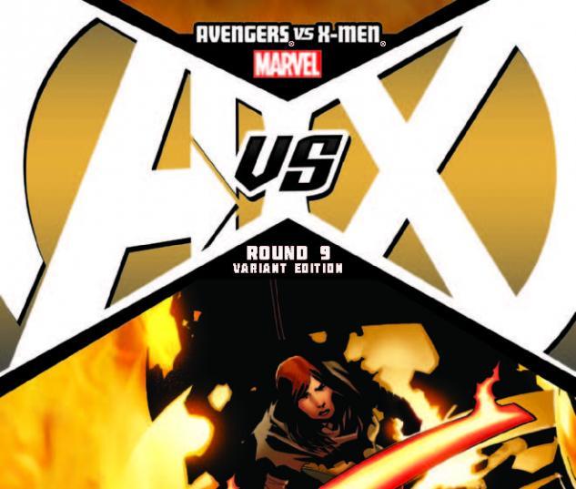AVENGERS VS. X-MEN 9 KUBERT VARIANT (1 FOR 50, WITH DIGITAL CODE)