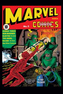 Marvel Comics #5