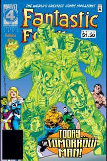 Fantastic Four (1961) #405