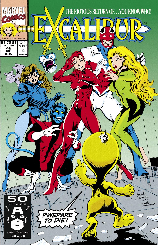 Excalibur (1988) #42