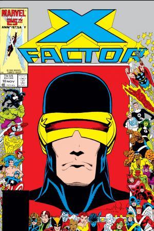 X-Factor (1986) #10