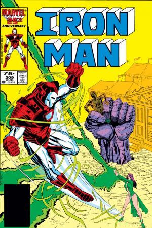 Iron Man (1968) #209