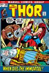 Thor (1966) #198 Cover