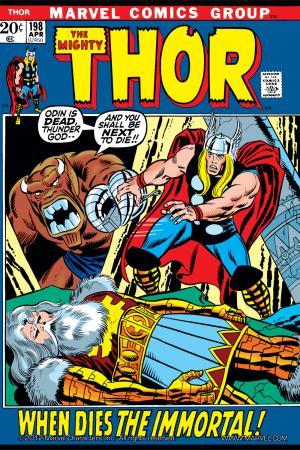 Thor (1966) #198