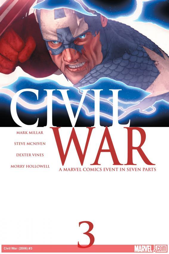 Civil War (2006) #3