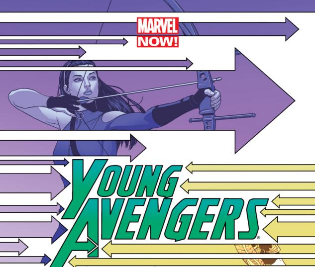 YOUNG AVENGERS 4 (NOW)