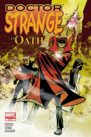 Doctor Strange: The Oath (2006) #2