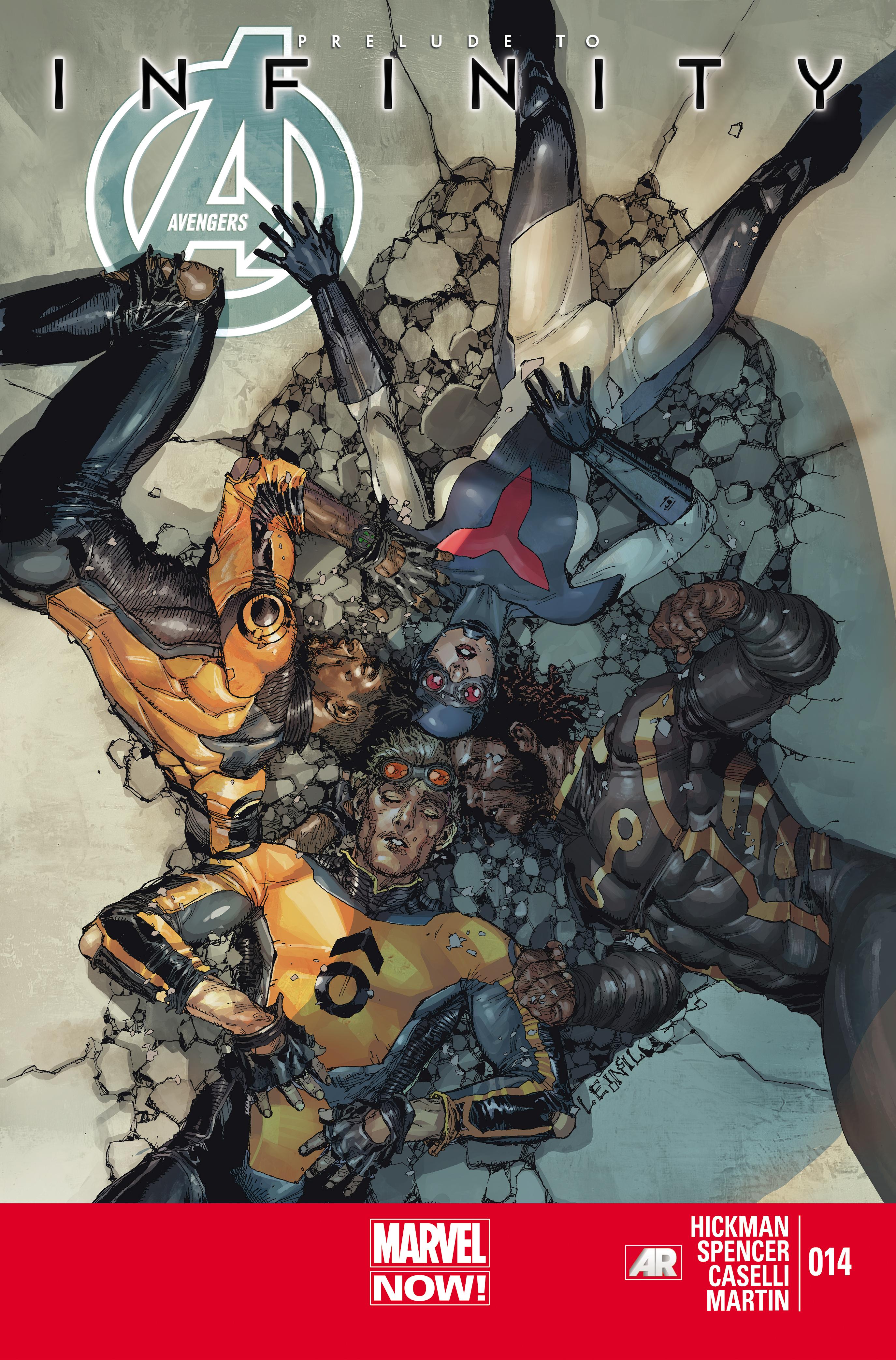 Avengers (2012) #14