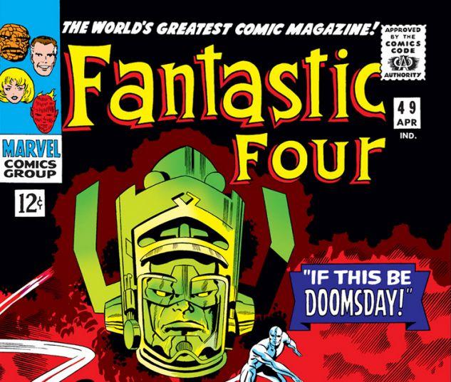 Fantastic Four (1961) #49
