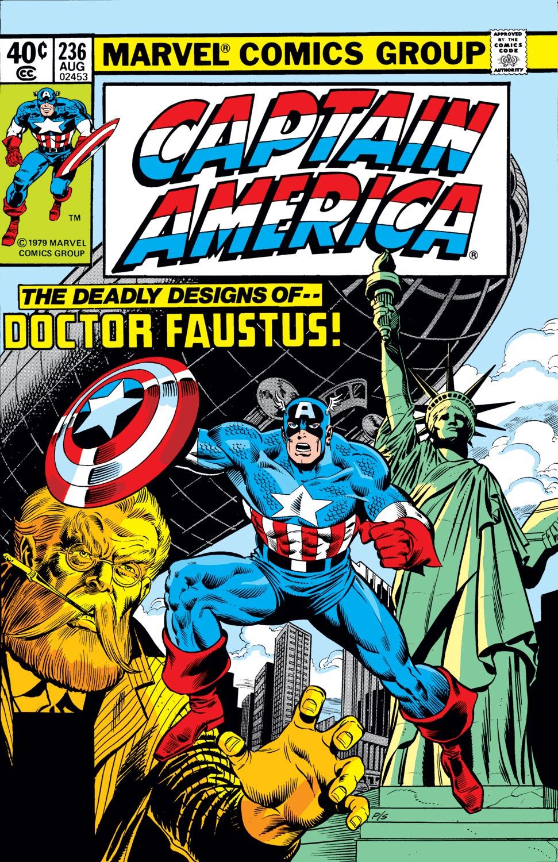 Captain America (1968) #236