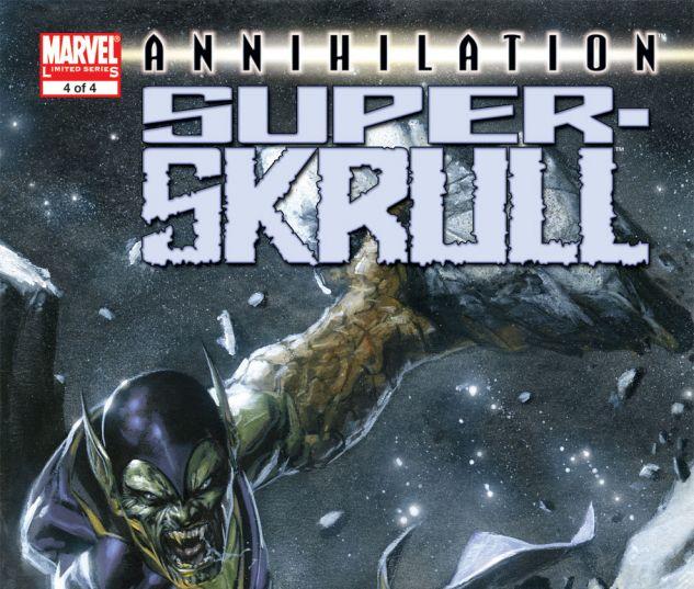 Annihilation: Super-Skrull (2006) #4