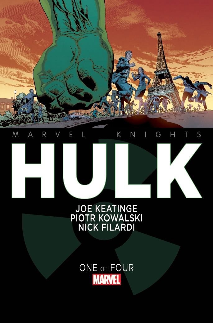 Marvel Knights: Hulk (2013) #1