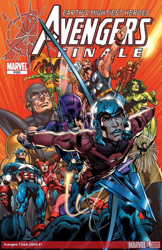 Avengers Finale (2004) #1
