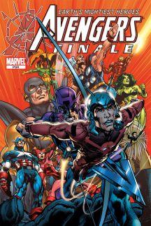Avengers Finale #1