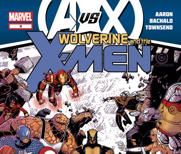 Wolverine & the X-Men (2011) #9