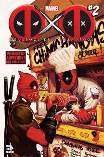 Deadpool Kills Deadpool (2013) #2