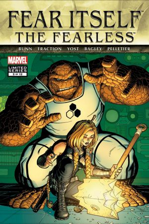Fear Itself: The Fearless (2011) #5