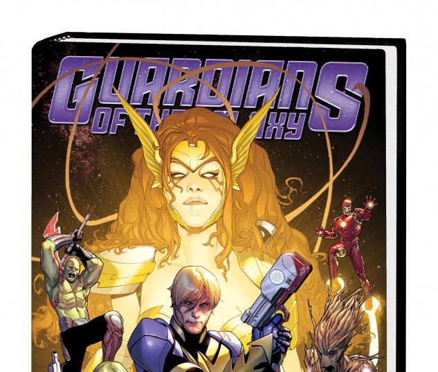 GUARDIANS OF THE GALAXY VOL. 2: ANGELA PREMIERE HC (MARVEL NOW, WITH DIGITAL CODE)