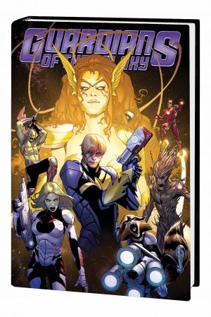 GUARDIANS OF THE GALAXY VOL. 2: ANGELA PREMIERE HC  (Hardcover)