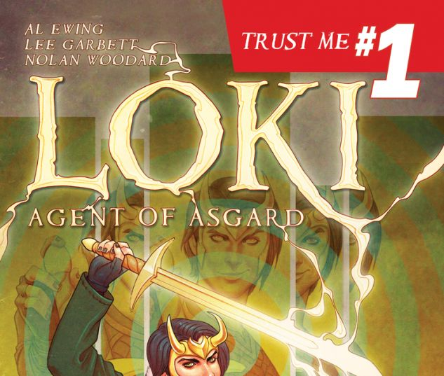 LOKI: AGENT OF ASGARD 1 (ANMN, WITH DIGITAL CODE)