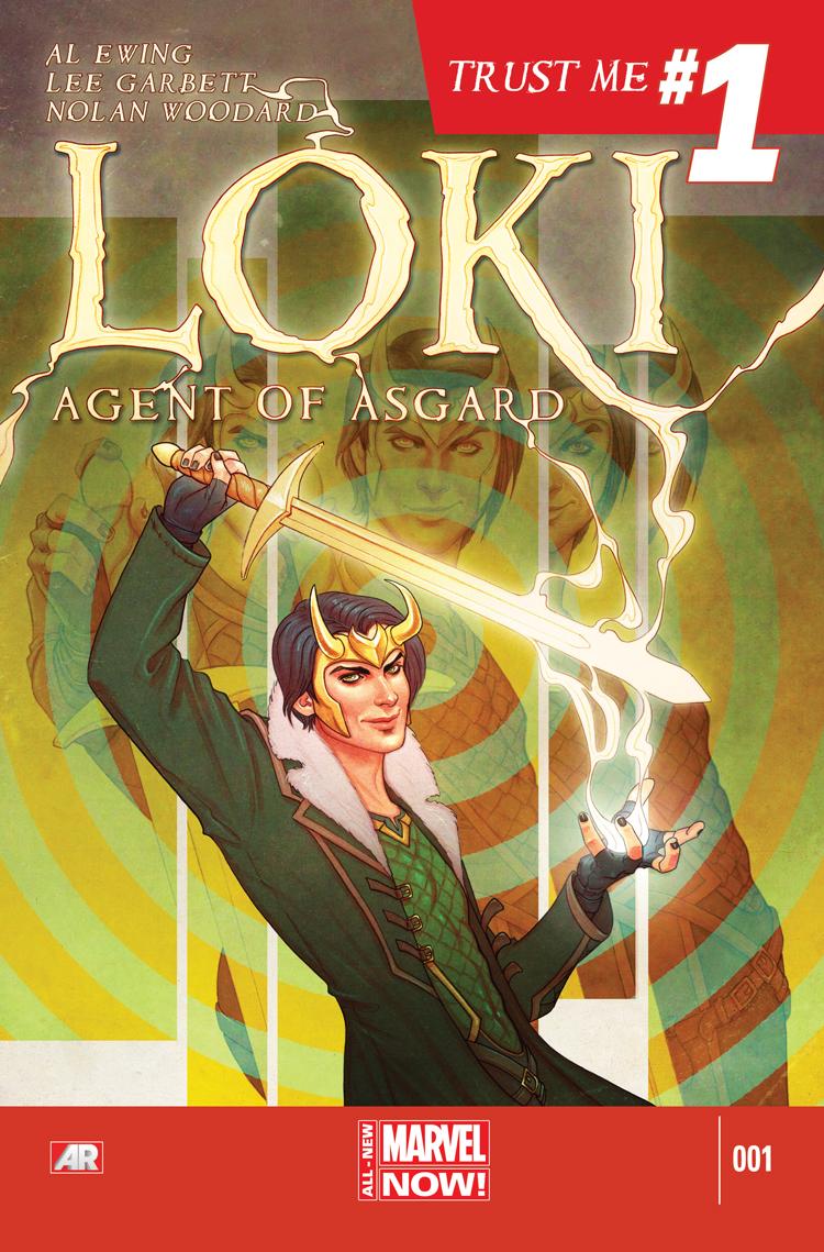 Loki: Agent of Asgard (2014) #1