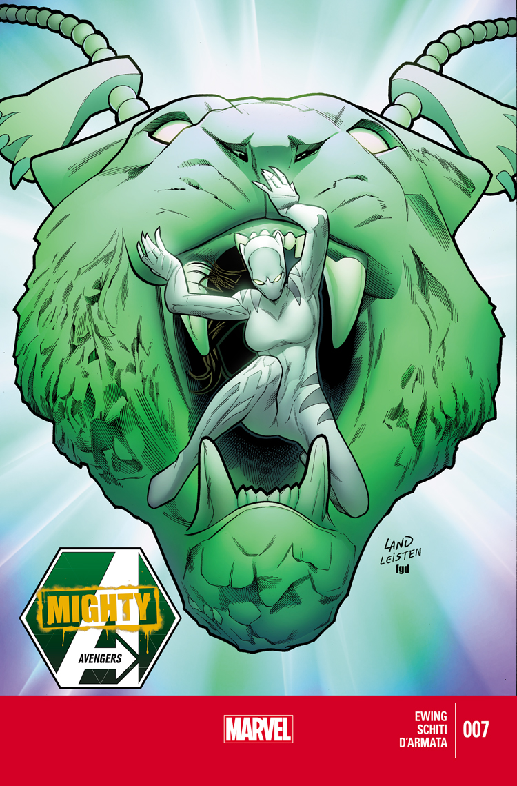 Mighty Avengers (2013) #7