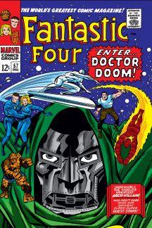 Fantastic Four (1961) #57