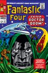 Fantastic Four (1961) #57 Cover