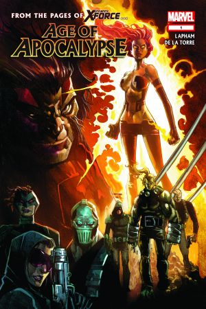 Age of Apocalypse (2011) #1