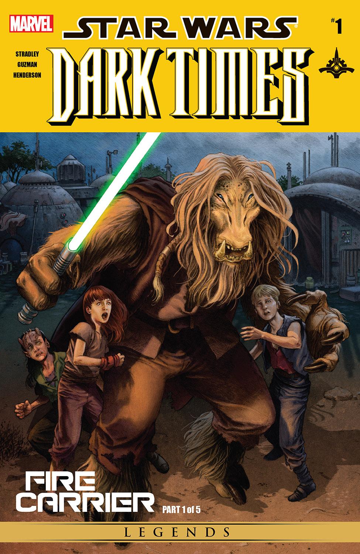Star Wars: Dark Times - Fire Carrier (2013) #1