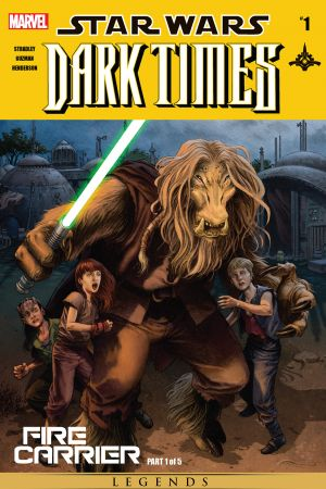 Star Wars: Dark Times - Fire Carrier #1