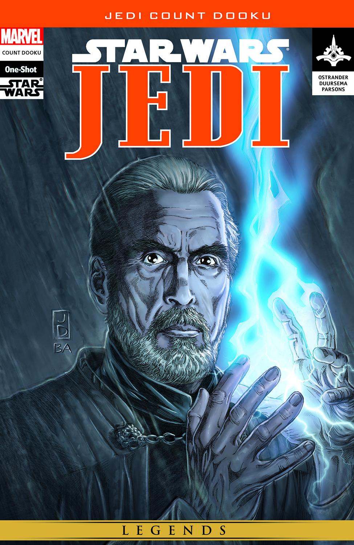 Star Wars: Jedi - Count Dooku (2003) #1