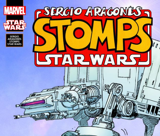 Sergio Aragonés Stomps Star Wars (2000) #1