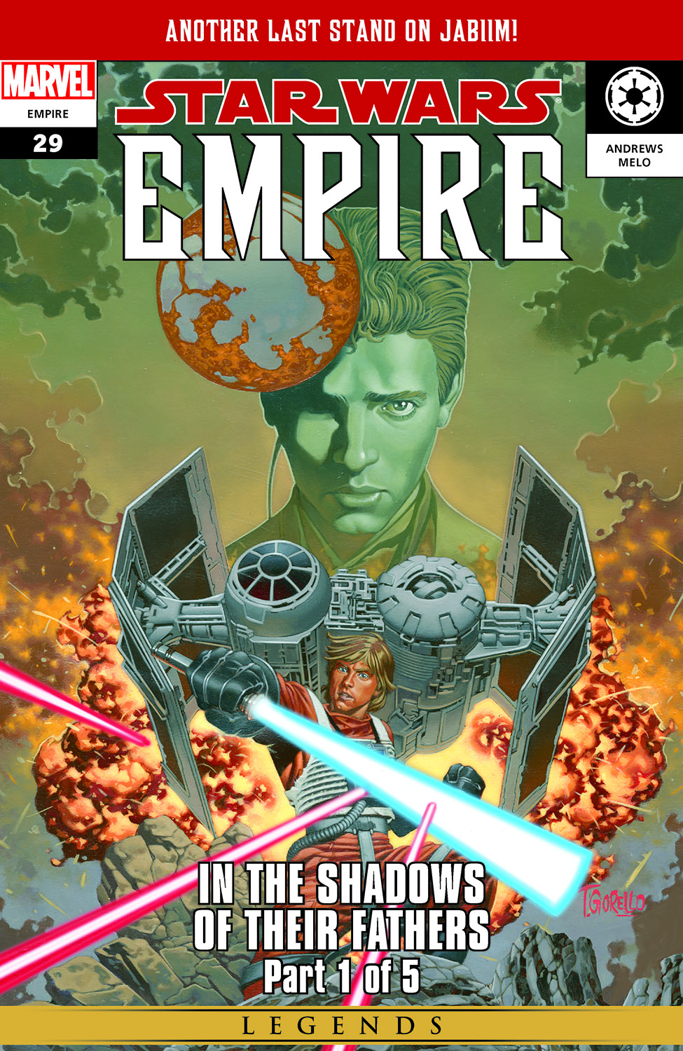 Star Wars: Empire (2002) #29