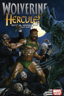 Wolverine/Hercules: Myths, Monsters & Mutants #3