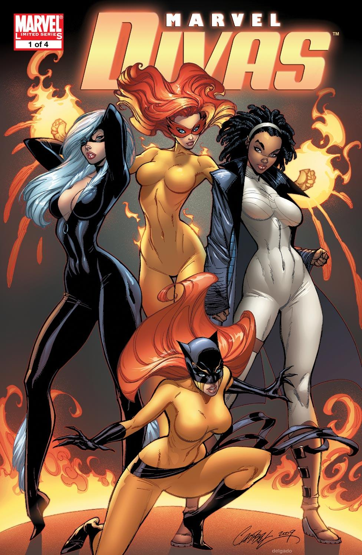 Image result for Marvel Divas