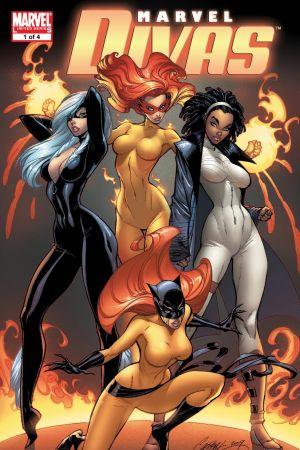 Marvel Divas (2009) #1