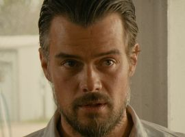 Josh Duhamel on his new film Lost in the Sun