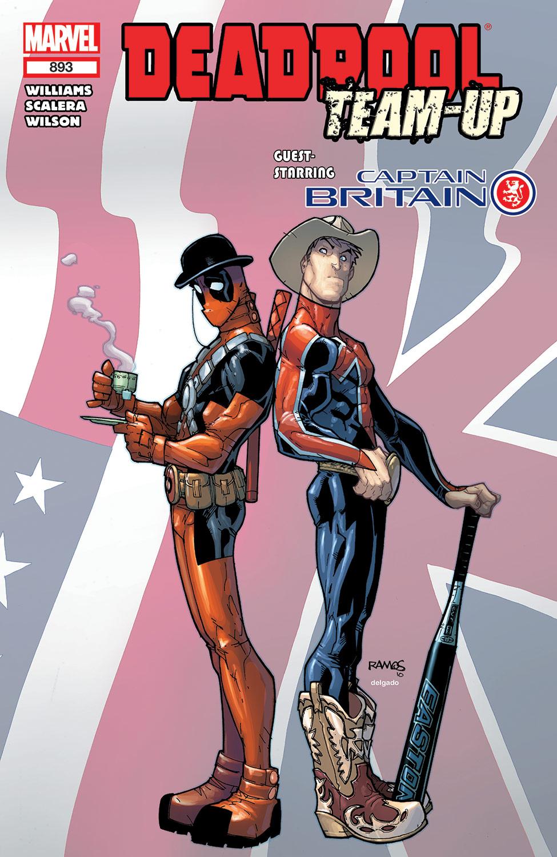 Deadpool Team-Up (2009) #893