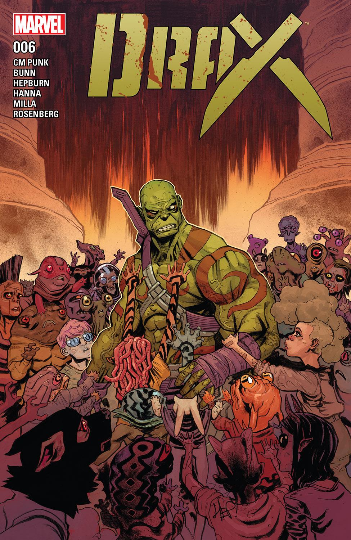 Drax (2015) #6