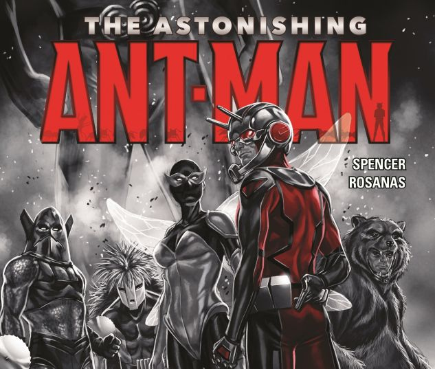 Image result for The Astonishing Ant Man: Everybody Loves Team Ups