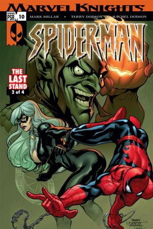 Marvel Knights Spider-Man #10