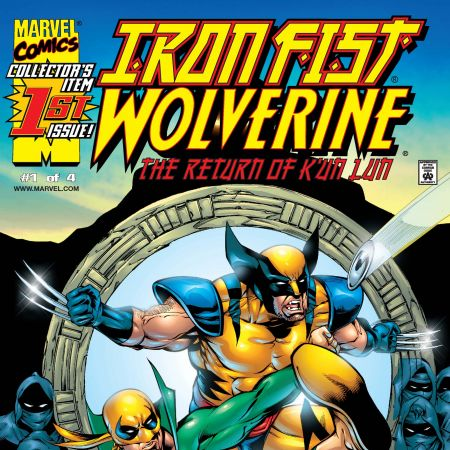 Iron Fist/Wolverine (2000)