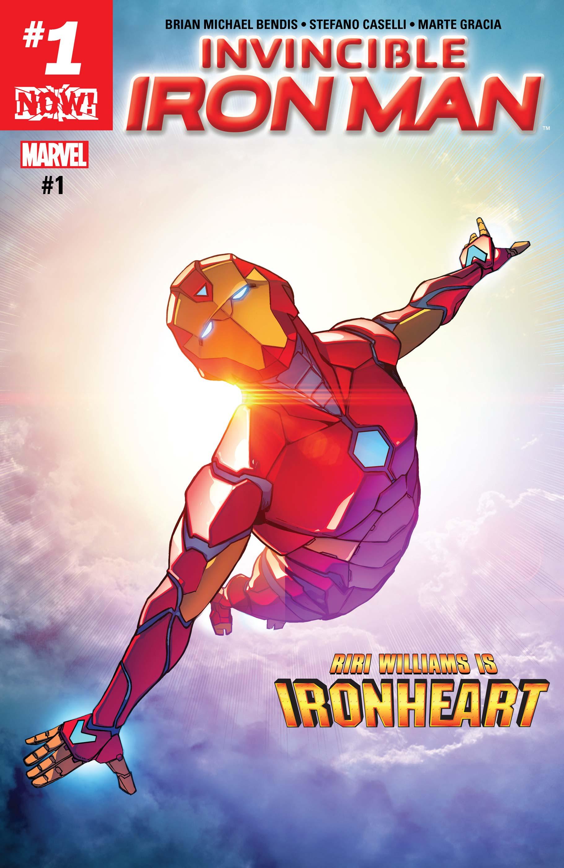 Invincible Iron Man (2016) #1