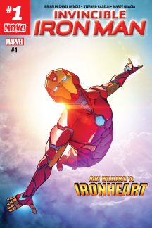 Invincible Iron Man (2016) #1